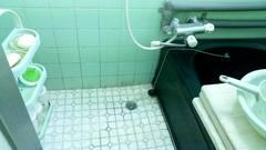 松山市姫原 K様邸浴室クリーニング